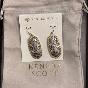 NWT Kendra Scott Elle earrings